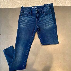 Old Navy rockstar 24/7 super skinny jeans